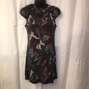 Molly New York Silk Sleeveless Mini Dress XS
